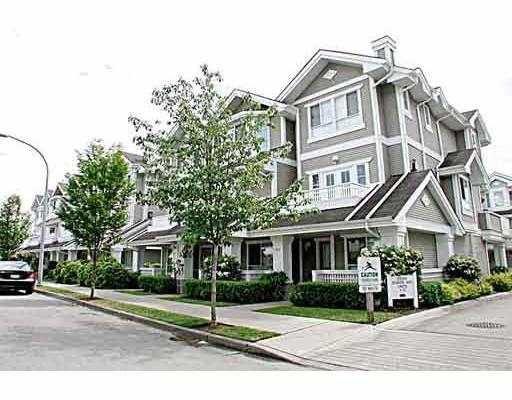 "Main Photo: 22 22000 SHARPE Avenue in Richmond: Hamilton RI Townhouse for sale in ""RICHMOND MEWS"" : MLS®# V663122"