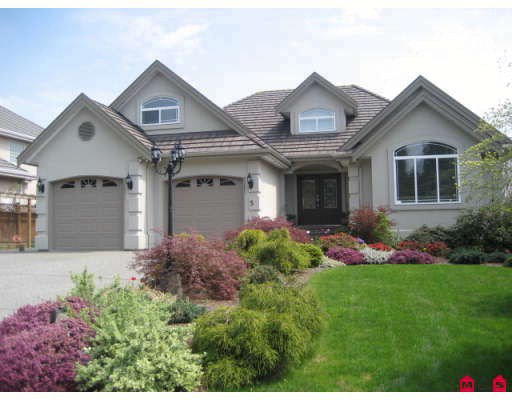 "Main Photo: 5 31510 RIDGEVIEW Drive in Abbotsford: Abbotsford West House for sale in ""Ridgeview Estates"" : MLS®# F2813745"