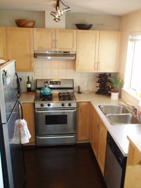 Photo 4: Photos: #405-1868 West 5th Ave in Vancouver: Kitsilano Condo for sale (Vancouver West)  : MLS®# V728169