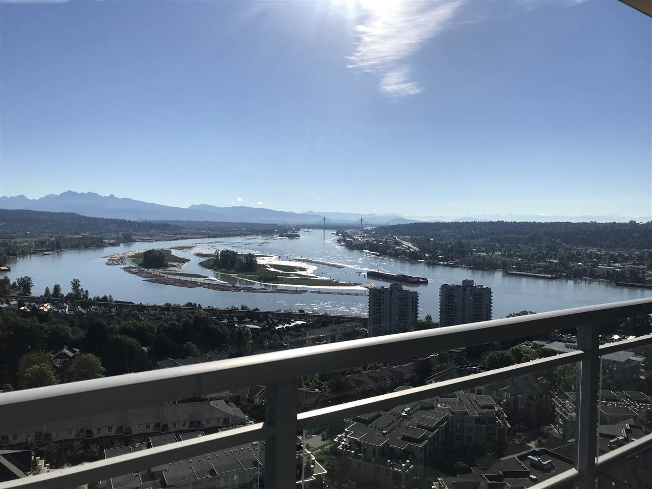 """Main Photo: 2203 280 ROSS Drive in New Westminster: Fraserview NW Condo for sale in """"The Carlyle"""" : MLS®# R2396178"""