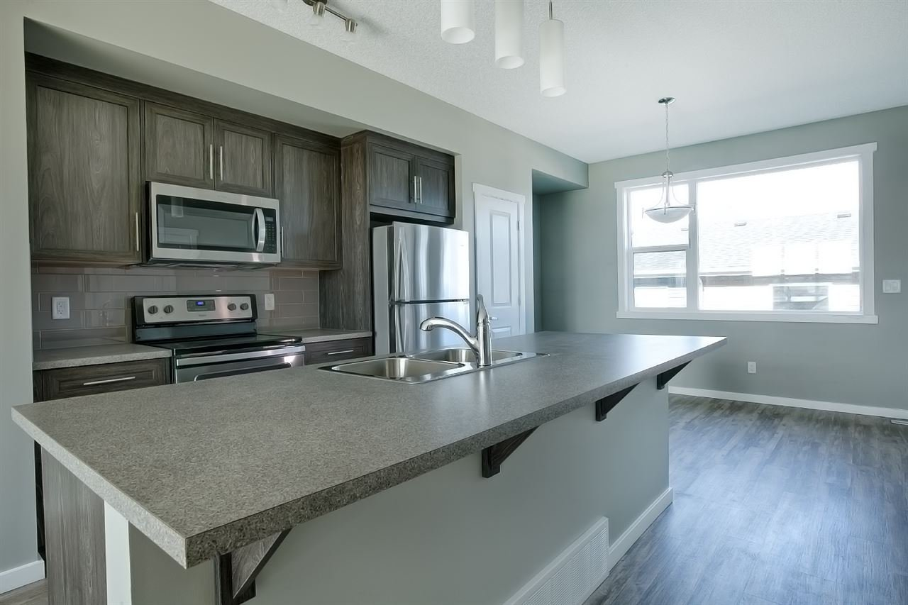 Main Photo: 2268 GLENRIDDING Boulevard in Edmonton: Zone 56 Attached Home for sale : MLS®# E4173358