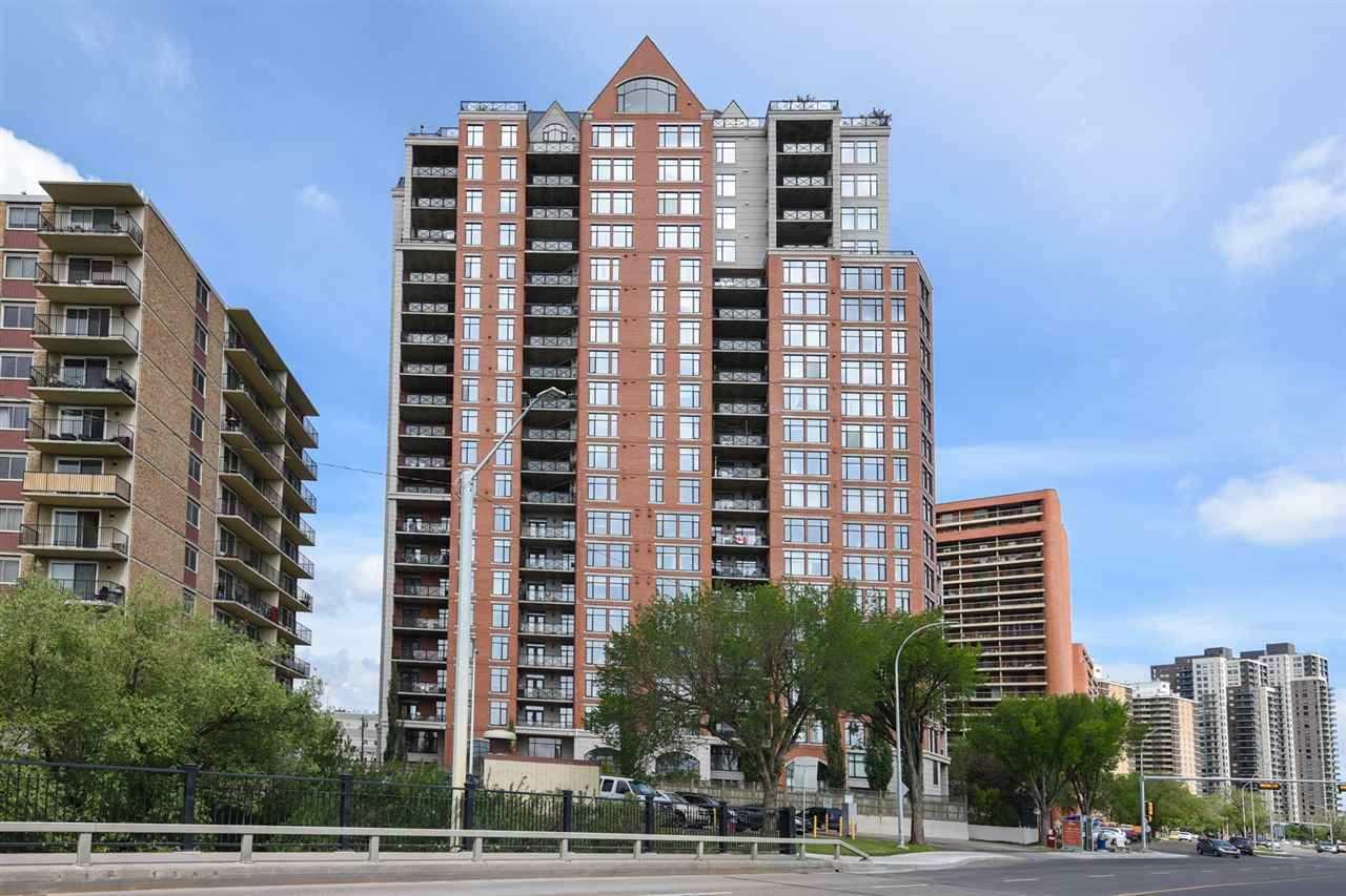 Main Photo: 505 9020 JASPER Avenue in Edmonton: Zone 13 Condo for sale : MLS®# E4180633