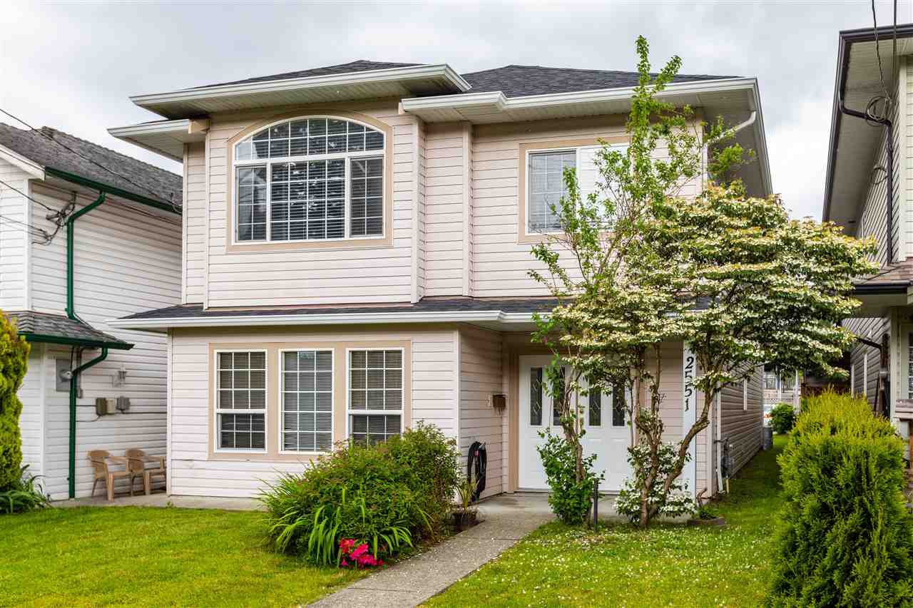 Main Photo: 2551 DAVIES Avenue in Port Coquitlam: Central Pt Coquitlam House for sale : MLS®# R2458460