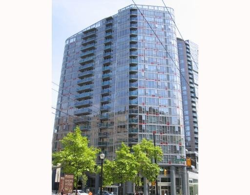 Main Photo: # 1902 788 HAMILTON ST in Vancouver: Condo for sale : MLS®# V775729