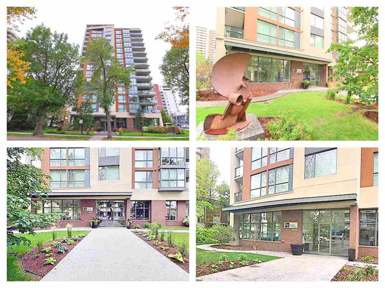 Main Photo: 1501 10046 117 Street NW in Edmonton: Zone 12 Condo for sale : MLS®# E4214352