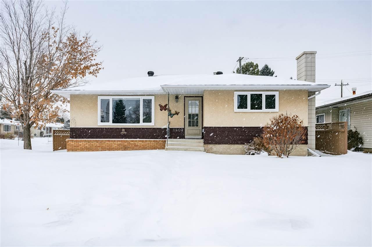 Main Photo: 8404 56 Street in Edmonton: Zone 18 House for sale : MLS®# E4223728