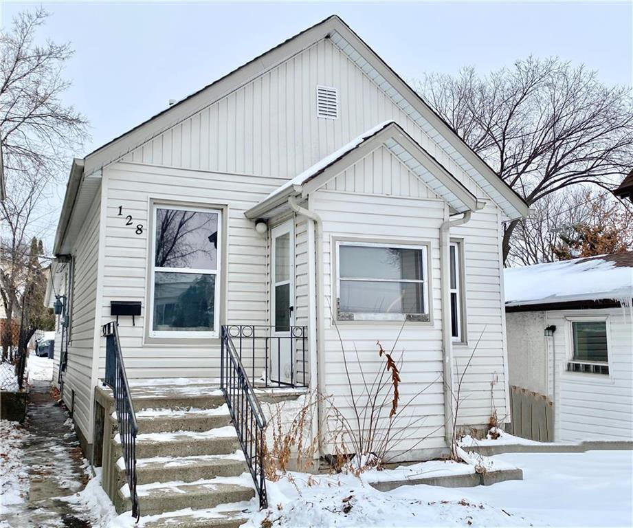Main Photo: 128 14th Street in Brandon: University Residential for sale (A05)  : MLS®# 202100468