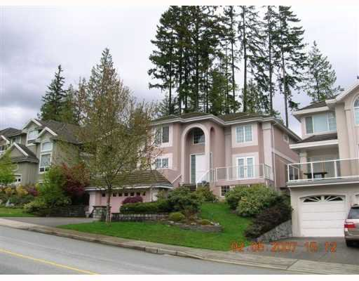 Main Photo: 210 PARKSIDE Drive in Port_Moody: Heritage Mountain House for sale (Port Moody)  : MLS®# V645958