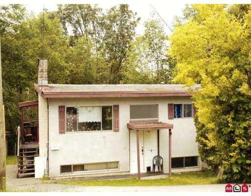 Main Photo: 11335 GLEN AVON Drive in Surrey: Bolivar Heights House 1/2 Duplex for sale (North Surrey)  : MLS®# F2715856