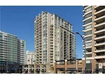 Main Photo: 1002 751 Fairfield Road in VICTORIA: Vi Downtown Condo Apartment for sale (Victoria)  : MLS®# 289320