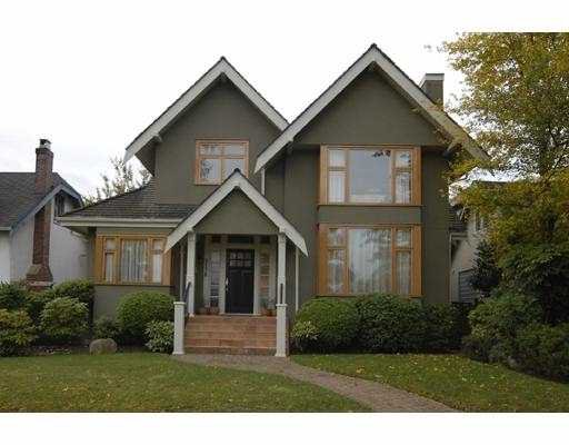 Main Photo: 3176 W 31ST Avenue in Vancouver: MacKenzie Heights House for sale (Vancouver West)  : MLS®# V674175