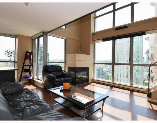 Main Photo: # 1401 1238 RICHARDS ST in Vancouver: Condo for sale : MLS®# V765439
