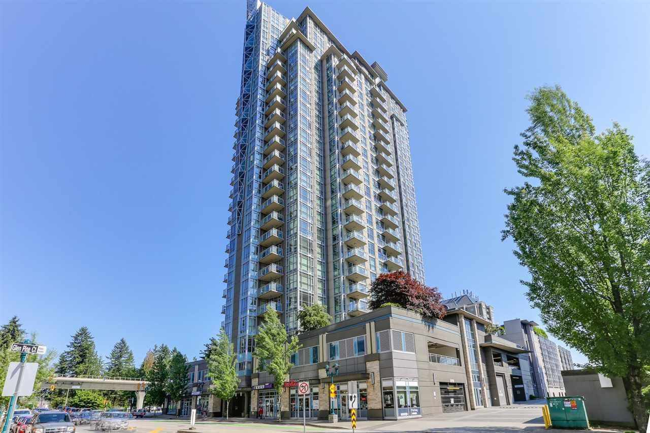 Main Photo: 2103 3008 GLEN Drive in Coquitlam: North Coquitlam Condo for sale : MLS®# R2404223