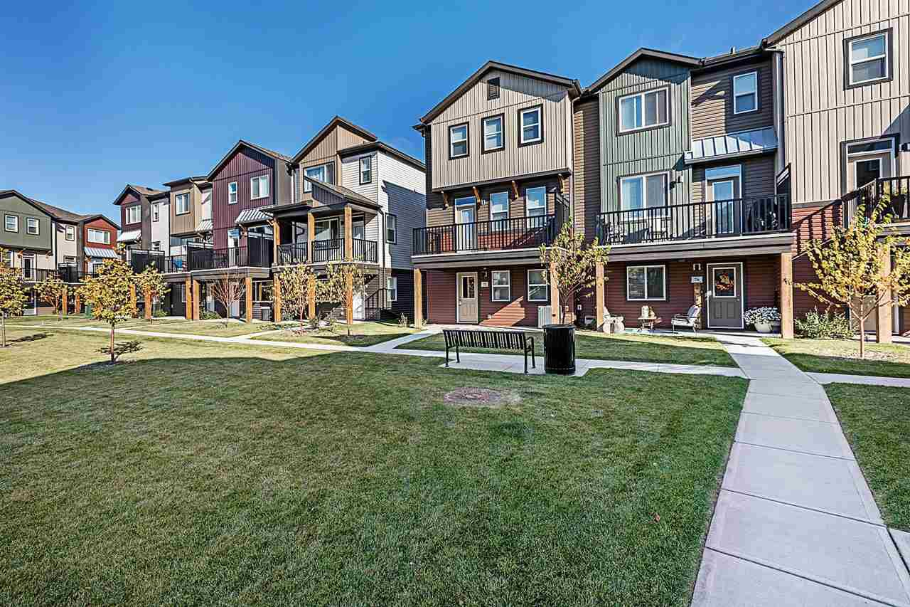 Main Photo: 76 16903 68 Street in Edmonton: Zone 28 Townhouse for sale : MLS®# E4174827
