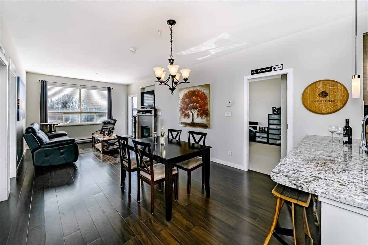 "Photo 5: Photos: 308 288 HAMPTON Street in New Westminster: Queensborough Condo for sale in ""VIA"" : MLS®# R2447890"