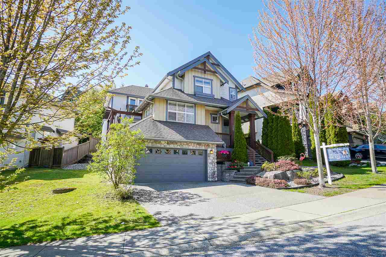 Main Photo: 127 MAPLE Drive in Port Moody: Heritage Woods PM House for sale : MLS®# R2453233