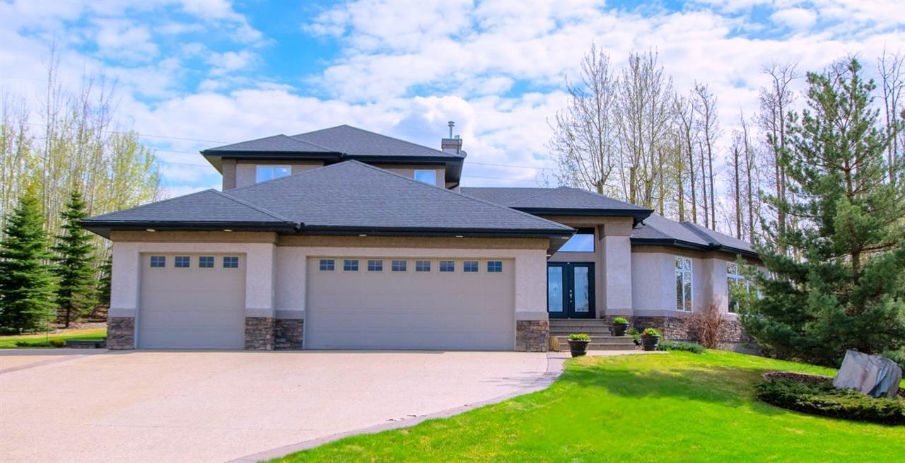 Main Photo: 71 26106 TWP RD 532A: Rural Parkland County House for sale : MLS®# E4197425
