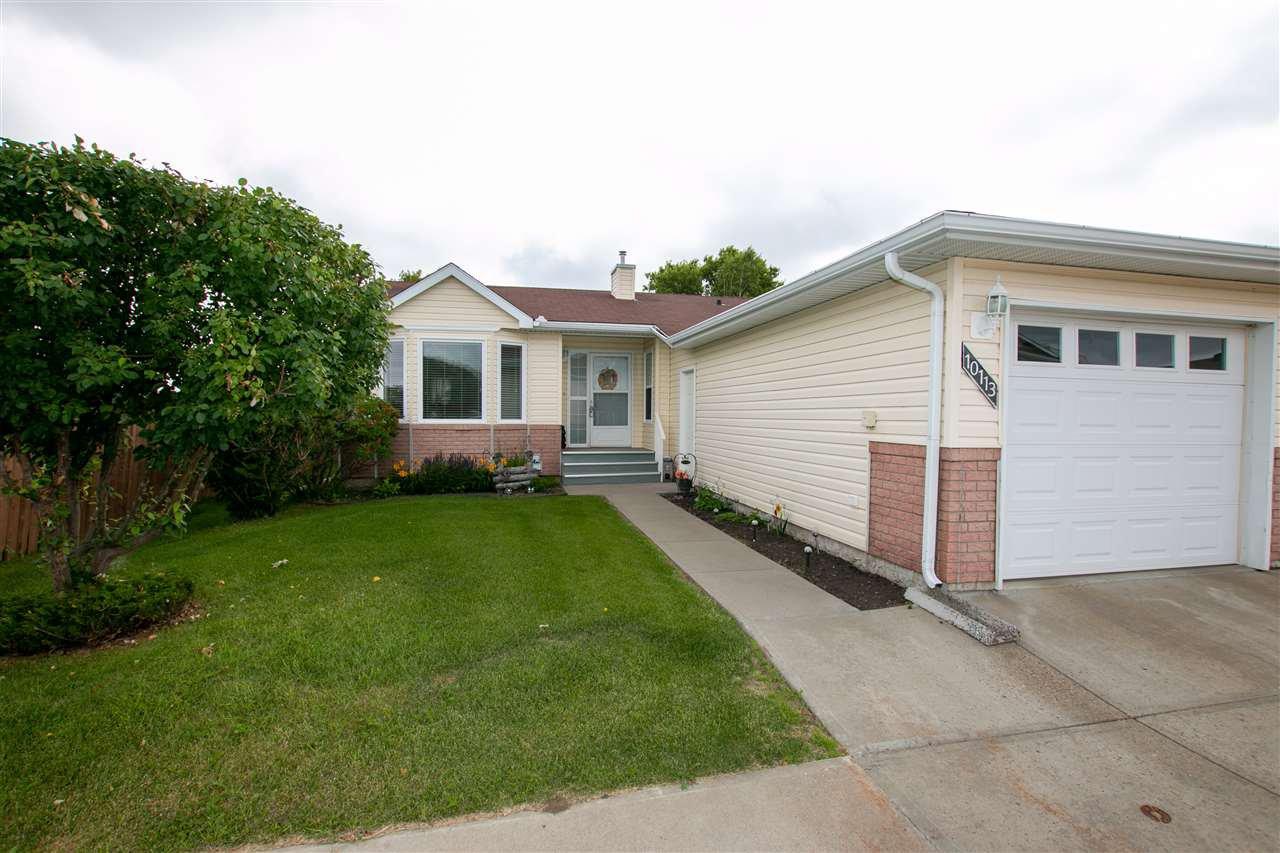 Main Photo: 10113 105 Street: Morinville House Half Duplex for sale : MLS®# E4203896
