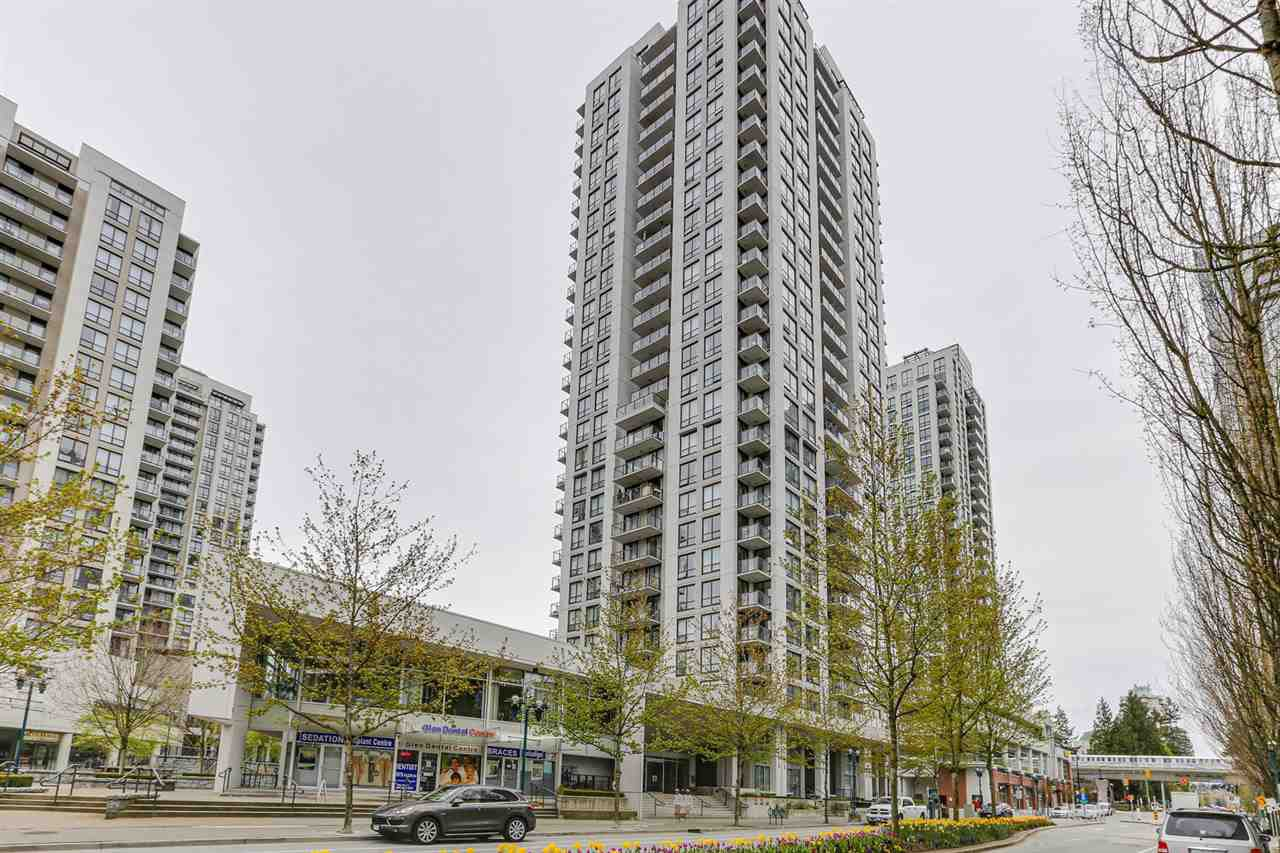 Main Photo: 601 2979 GLEN Drive in Coquitlam: North Coquitlam Condo for sale : MLS®# R2470622
