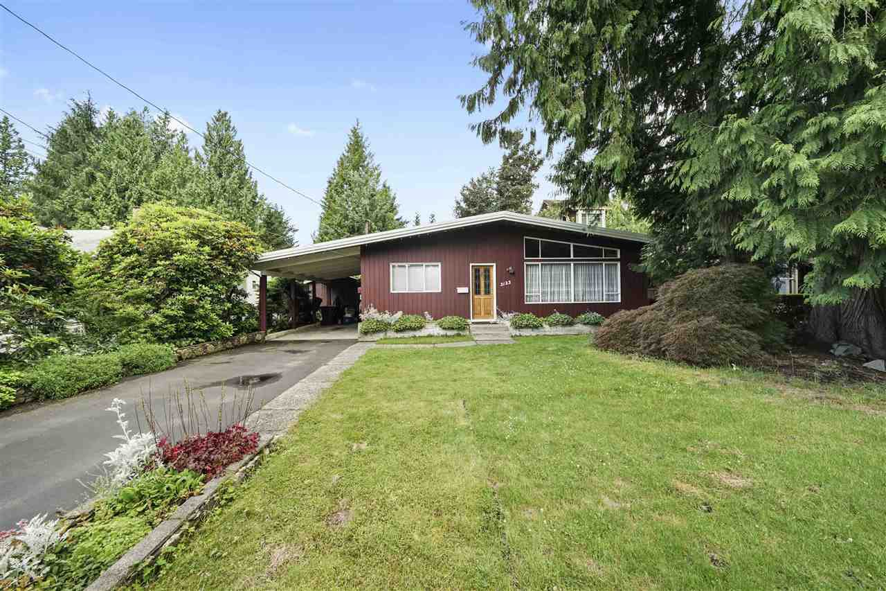Main Photo: 3123 BAIRD Road in North Vancouver: Lynn Valley House for sale : MLS®# R2472552