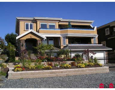 Main Photo: New Price - White Rock - 15781 PACIFIC AV: White Rock House for sale (White Rock & District)  : MLS®# New Price - Ocean View in White