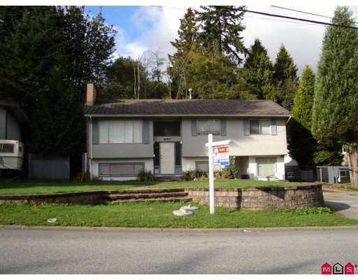 """Main Photo: 11239 GLEN AVON Drive in Surrey: Bolivar Heights House for sale in """"Birdland/Ellendale"""" (North Surrey)  : MLS®# F2725434"""