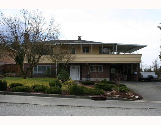 Main Photo: 920 STARDALE Avenue in Coquitlam: Coquitlam West House for sale : MLS®# V697471