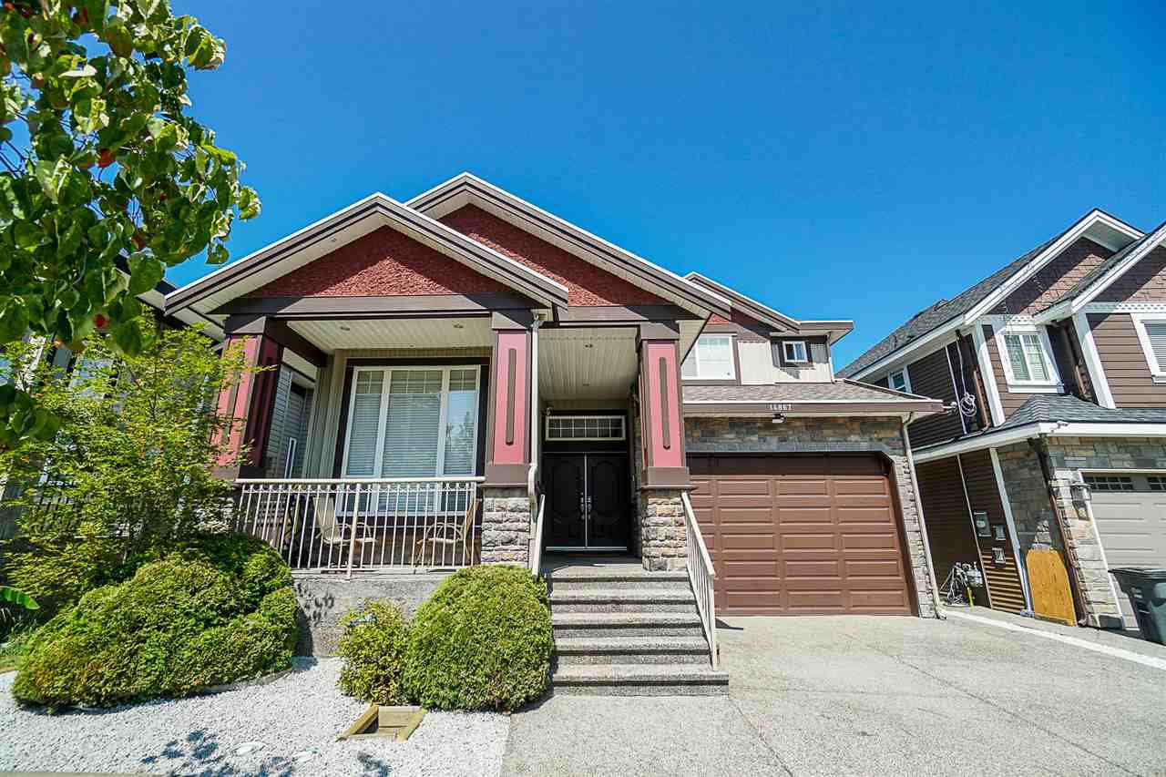 Main Photo: 14867 71 Avenue in Surrey: East Newton House for sale : MLS®# R2395286