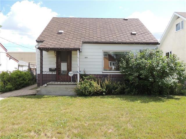 Main Photo: 379 Madison Street in Winnipeg: St James Residential for sale (5E)  : MLS®# 1923868