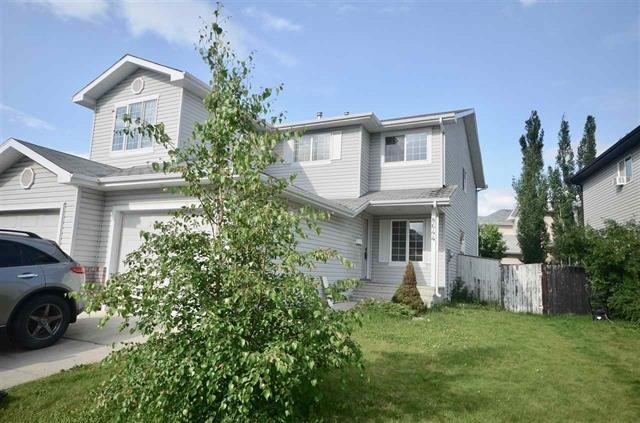 Main Photo: 8644 173 Avenue in Edmonton: Zone 28 House Half Duplex for sale : MLS®# E4177731