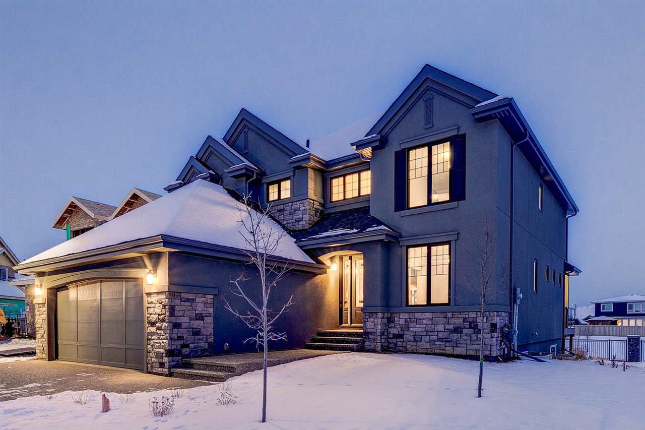 Main Photo: 11 EASTON Close: St. Albert House for sale : MLS®# E4182458