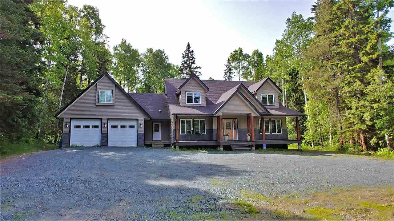 "Main Photo: 1533 SHADY VALLEY Road in Prince George: Old Summit Lake Road House for sale in ""OLD SUMMIT LAKE ROAD"" (PG City North (Zone 73))  : MLS®# R2474352"