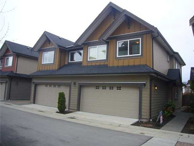 "Main Photo: 12 11511 Steveston Highway in Richmond: Ironwood Townhouse for sale in ""Ironwood Terrace"" : MLS®# V825557"