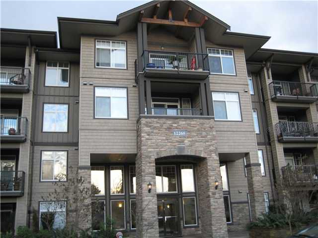 """Main Photo: # 203 12268 224TH ST in Maple Ridge: East Central Condo for sale in """"STONEGATE"""" : MLS®# V860693"""