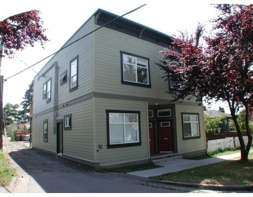 Main Photo: 844 - 848 E 28TH AV in Vancouver: Fraser VE House Triplex for sale (Vancouver East)  : MLS®# V659188