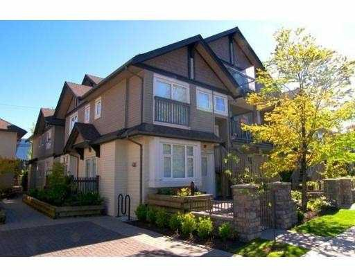 """Main Photo: 105 4438 ALBERT Street in Burnaby: Vancouver Heights Townhouse for sale in """"MONTICELLO"""" (Burnaby North)  : MLS®# V671936"""