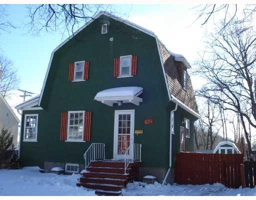 Main Photo: 834 Oakenwald Ave./ Fort Garry in Winnipeg: Fort Garry / Whyte Ridge / St Norbert Single Family Detached for sale (South Winnipeg)  : MLS®# 2801922