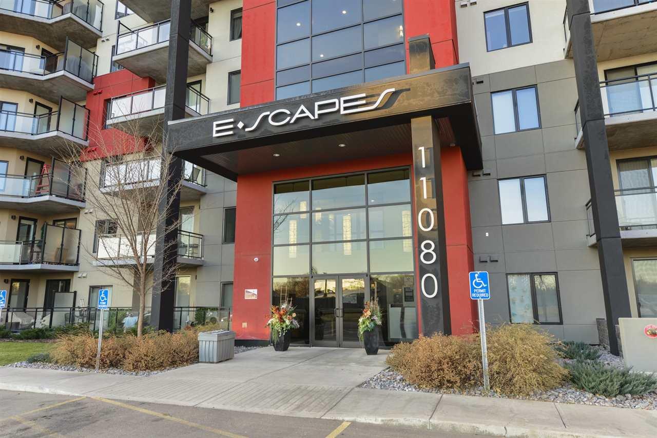 Main Photo: 517 11080 ELLERSLIE Road in Edmonton: Zone 55 Condo for sale : MLS®# E4179149