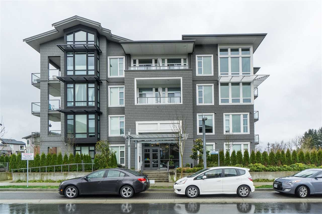 Main Photo: 308 2393 RANGER Lane in Port Coquitlam: Riverwood Condo for sale : MLS®# R2447987