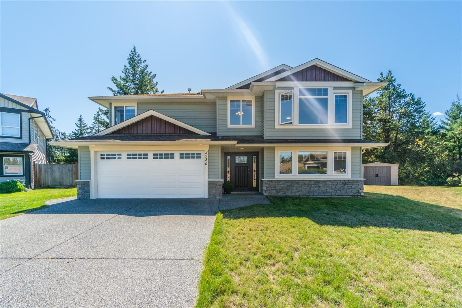 Main Photo: 2730 Majestic Pl in : Na Diver Lake House for sale (Nanaimo)  : MLS®# 854126