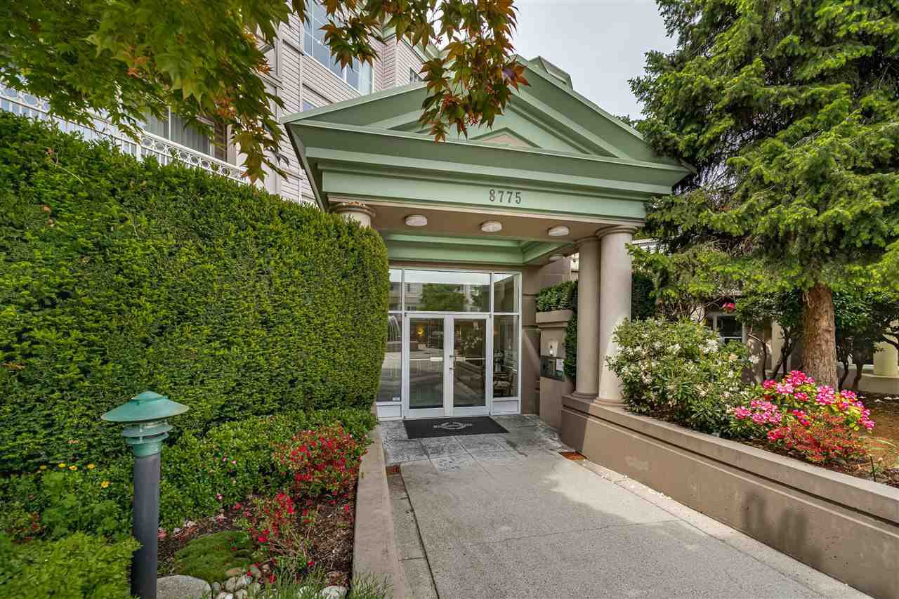 Main Photo: 310 8775 JONES ROAD in Richmond: Brighouse South Condo for sale : MLS®# R2516831