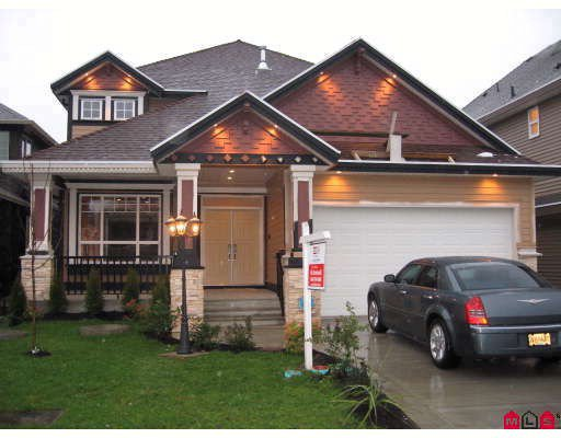 Main Photo: 21179 83A Avenue in Langley: Willoughby Heights House for sale : MLS®# F2800782