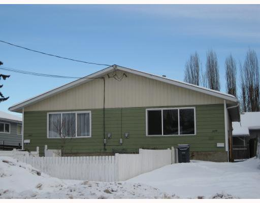 """Main Photo: 2636 QUINCE Street in Prince_George: VLA Duplex for sale in """"VLA"""" (PG City Central (Zone 72))  : MLS®# N178743"""