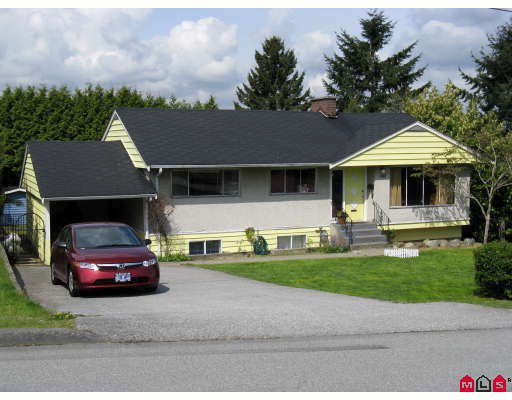 Main Photo: 11337 137A Street in Surrey: Bolivar Heights House for sale (North Surrey)  : MLS®# F2814570