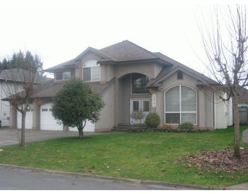 Main Photo: 12762 227A ST in Maple Ridge: EC East Central House for sale (MR Maple Ridge)  : MLS®# V626137