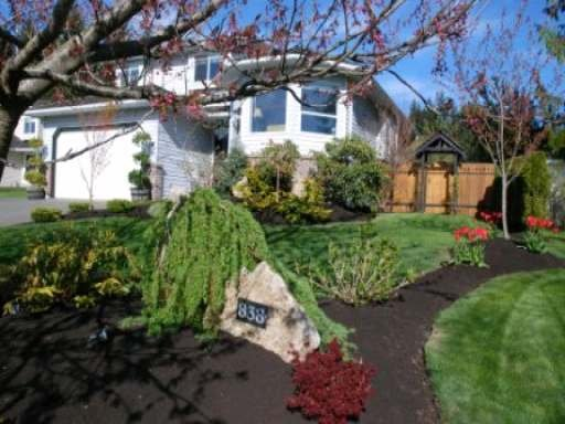 Main Photo: 838 HIGHWOOD DRIVE in COMOX: Other for sale : MLS®# 275422