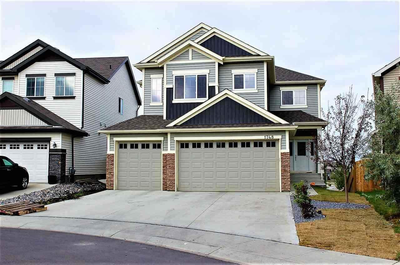 Main Photo: 1748 55 Street in Edmonton: Zone 53 House for sale : MLS®# E4173147