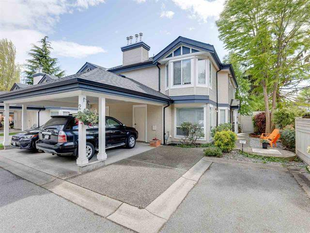 Main Photo: 22 4748 54A in Ladner: Delta Manor Townhouse for sale : MLS®# R2452528