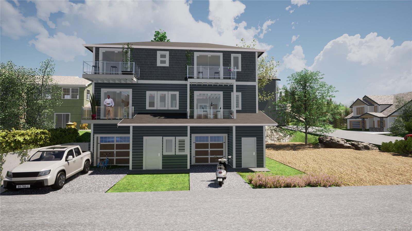 Main Photo: 6470 Lanark Rd in : Sk Sooke Vill Core Half Duplex for sale (Sooke)  : MLS®# 860538