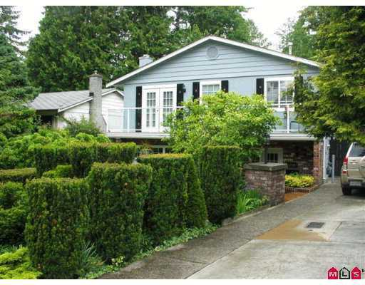 Main Photo: 12697 15A Avenue in White_Rock: Crescent Bch Ocean Pk. House for sale (South Surrey White Rock)  : MLS®# F2714586